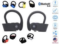 Waterproof Bluetooth Earbuds Earphones Sports Wireless Headphones in Ear Headset