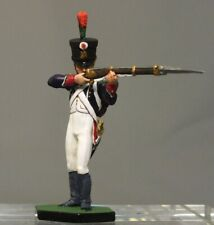 Painted Tin Toy Soldier Voltigeur #2 54mm 1/32