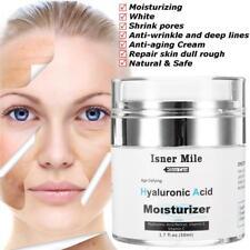 Face Cream With Hyaluronic Acid & Vitamin A+E Retinol Moisturizer Hydrating Skin