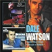 Dale Watson - Cheatin Heart Attack / Blessed or Damned (2012) 2CD NEW SPEEDYPOST