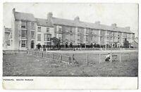 Wales Pensarn South Parade 1905 Vintage Postcard 10.5