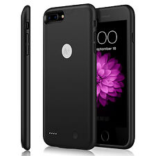 Ultra Slim 4000mAh Extended Rechargeable Backup Battery Case For iphone 7 Plus