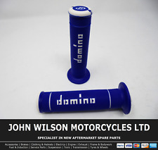 Yamaha YZF-R6 600 2003 Blue Domino Handle Bar Race Grips