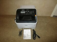 Brother Intellifax 2840 High Speed Laser Fax Machine Print Copy Fax