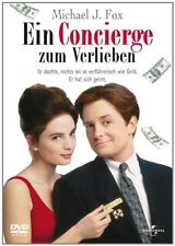 For Love Or Money (1993) (The Concierge) * Michael J Fox * Region 2 (UK) DVD New