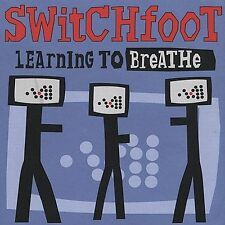 Learning to Breathe by Switchfoot 2000 Sparrow CD Jon Foreman Charlie Peacock