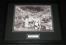 John Kerr Signed Framed 11x14 Photo Display South Pacific