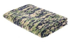 Rothco 10569/10369/10469/10269 Camo Fleece Blanket 60 X 80 Inches