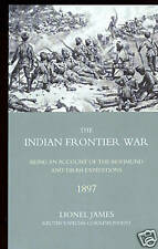 INDIAN FRONTIER WAR :  MOHMUND & TIRAH 1897  ( North-West Frontier  ) SB r/p new