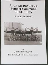 RAF 100 GROUP WW2 Bomber Command History Second World War Airfields Squadrons
