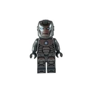 Lego Super Heroes Figur Iron Man Mark 2 Rüstung sh667 aus 76167 NEU