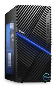 NEW UNUSED: Dell G5 Gaming Desktop i5-10400F, 8GB DDR4, 256GB M.2 SSD