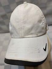 Nike Golf Blanc Noir Réglable Adulte Baseball Balle Chapeau