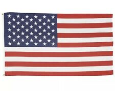 New listing 3' x 5' American Flag - Premium Brand - Polyester - Sturdy Grommets