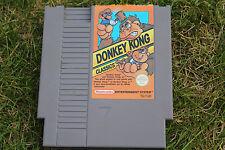 NES Donkey Kong Classics NES SHIP WORLDWIDE