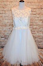 Modcloth Now Pronounce You Posh Dress NWOT XL wedding crochet floral tulle $175