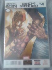 The Amazing Spider-Man #4 (September 2014, Marvel)