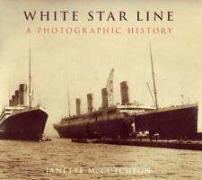 WHITE STAR LINE, General, General AAS, History, Pictorial, Paperback, Printed Bo