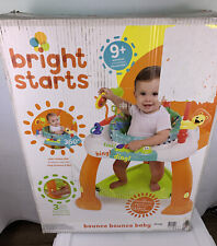 Bright Starts Bounce Bounce Baby Toddler Exercise Activity Center Toys Sounds  00006000