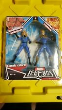 Marvel Legends Fantastic Four Invisible Woman & Human Torch Two-Pack