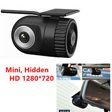 Full HD 1280*720 Hidden Car Camera DVR Dash Video Driving Recorder 360° Rotatble