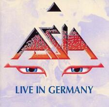 ASIA ‎– LIVE IN GERMANY 2CDS (NEW/SEALED)