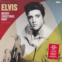 Elvis Presley - Merry Christmas Baby LP Color Vinyl