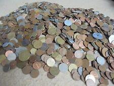 1000 Monedas Mundiales de una colección enorme, sólo £ 40 más P&P