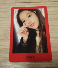 Twice 6th mini Album Yes or Yes Sana G Photo Card official
