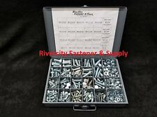 Fine Thread Metric 10.9 Bolt Assortment With Nuts & Washers M8 M10 M12 M14 490pc