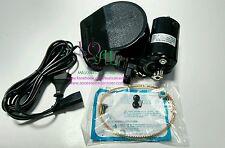 Motor de petaca negro para maquina de coser