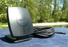 SIRIUS SATELLITE ANTENNA  ADJUSTABLE INDOOR / OUTDOOR 21 FOOT CONNECTING CABLE