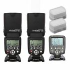 Yongnuo YN560-TX Wireless Controller for Canon + YN-560 III Flash speedlite Kit