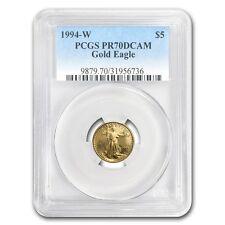 1994-W 1/10 oz Prf Gold American Eagle PR-70 PCGS (Registry Set) - SKU #48297