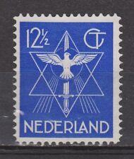 NVPH Netherlands Nederland nr 256 ong. MLH 1933 vredeszegel Pays Bas NO GUM