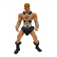"""Mattel 2003 Motu He Man Masters Of The Universe Action Figure Toy 4.5"""""""