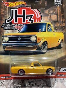 Hot Wheels Car Culture  Japan Historics 3 75 Datsun Sunny Truck (b120)