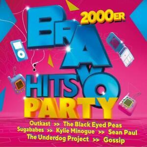 Bravo Hits Party - 2000er -  Sampler - (Neuheit 2020)  3 CD NEU OVP