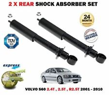 FOR VOLVO S60 2.4T 2.5T R AWD  2001--> 2 x REAR SHOCK SHOCKER ABSORBER SET