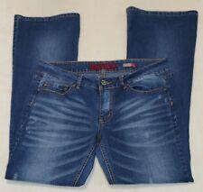 Women's Bongo Boot cut Stretch Jeans Size 11