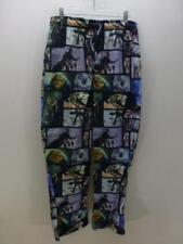 Star Wars R2D2 Luke Darth V fleece pants sleepwear Pajamas bottoms PJs sz Large