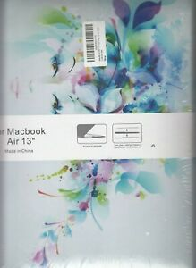 """Colorful Girl Apple MacBook Air 13"""" A1369 Hard Case NEW Unopened"""