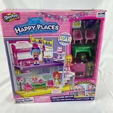 Shopkins Happy Places Happy Home Party Studio Playset