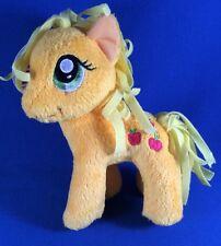 "APPLEJACK G4 My Little Pony Plush 2012 Funrise Toys 5"" MWMT Apples Cutie Type Or"