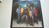 Sons de Champlin - Loving Est Why LP GB Press AAS1505 A-1/B-1 Ex/Ex Vinyle