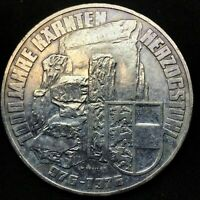 Austria - large silver 100-shilling -1000 years of Karnten Ducal Throne KM#2931