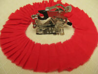 Bernina Special Ruffler for Old Style Machines # 730 - 1630 models Japan made