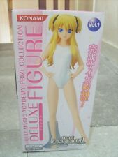 STATUETTE QUIZ MAGIC ACADEMY: SHALON swimsuit ver(H= 29,5cm)KONAMI DELUXE Figure