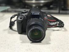 WiFi - Canon EOS Rebel T6 18.0MP Digital SLR Camera - Black