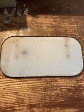 Vintage Olds Oldsmobile Sun Visor Clip On Vanity Mirror Auto 8x4